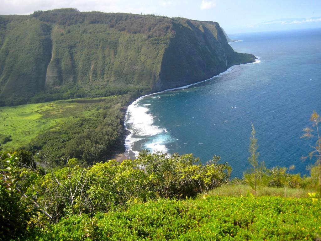 Voyage vélo route Hawaii États-Unis