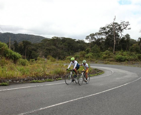 Voyage vélo route Vietnam
