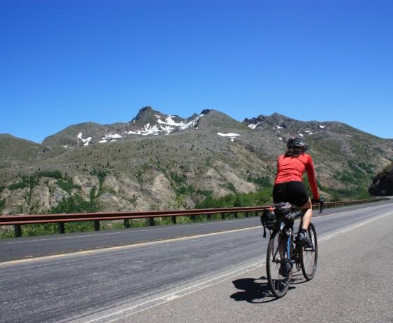Voyage vélo route Portland San Francisco Californie à vélo