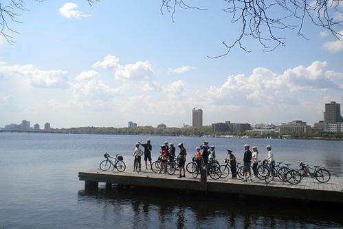 Voyage vélo Montréal-Boston États-Unis