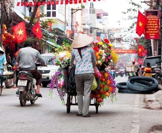 Vietnam à vélo - Sur La Route
