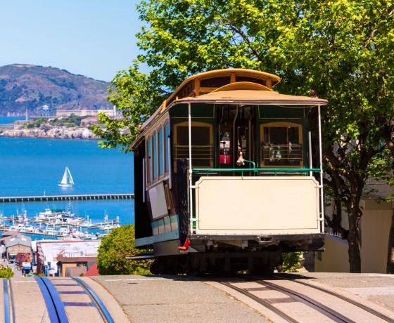 Portland - San Francisco à vélo - Sur La Route