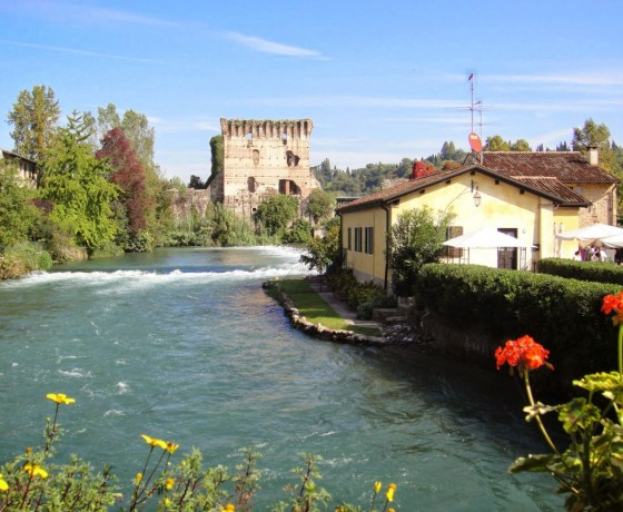 Voyage à vélo famille en liberté : Italie Lac de Garde